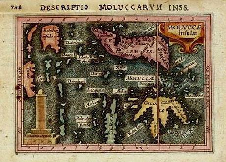 Die Geschichte der Insel Ternate